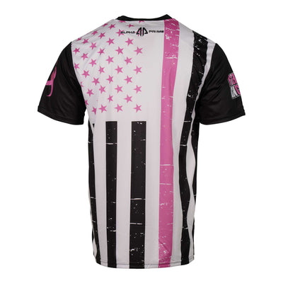 BCA Flag Short Sleeve – Black