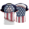 Alpha Prime Full Dye Jersey - Flag Baseball
