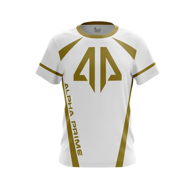 Alpha Prime Full Dye Jersey - Gold LE