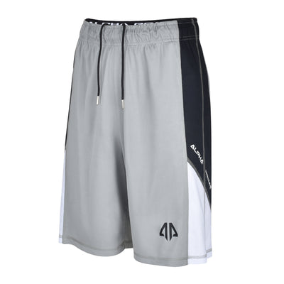 Training Lightweight Shorts – Grey & Black