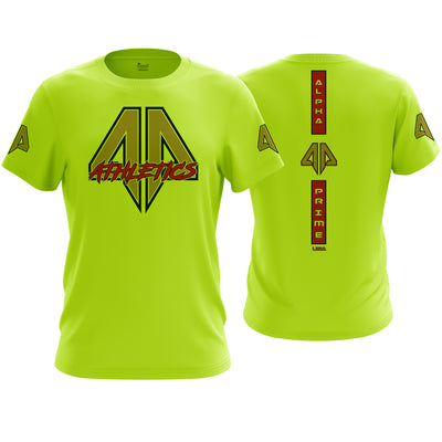 Alpha Prime Athletics - Spot Dye Shirt v6
