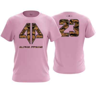 Alpha Prime Brand - Spot Dye Shirt (Customizable)