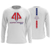 Alpha Prime Brand Long Sleeve Shirt v8