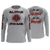 Alpha Prime Brand Long Sleeve Shirt v20