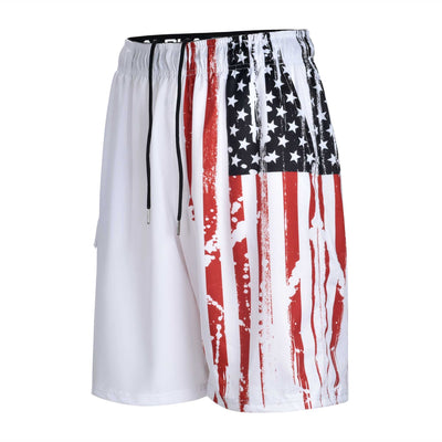 Alpha Prime Microfiber Shorts – USA