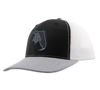 AP State Snapback-Florida-Black White & Grey