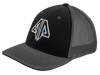 Alpha Prime Series 2 Fitted Hat - 101FPAC-Thin Blue Line