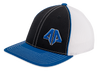 Alpha Prime Series 2 Fitted Hat - 101FPAC-Royal/Black/White