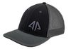 Alpha Prime Series 2 Fitted Hat - 101FPAC-Grey/Black