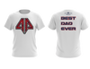 AP Best Dad Ever T-shirt