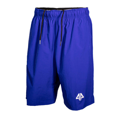 Alpha Prime Microfiber Shorts – Royal Blue