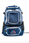 Prime Series II Bat Backpack - Navy/USA