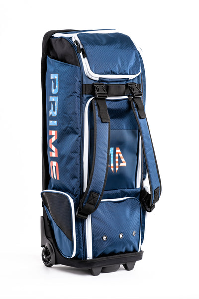 Prime Series II Roller Bat Bag - Navy/USA