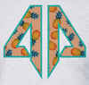 AP Pineapple Novelty T-Shirt