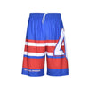 Alpha Prime Shorts - Red/White/Blue