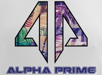 Alpha Prime - Miami Vibes Spot Dye & Face Guard Combo-Long Sleeve