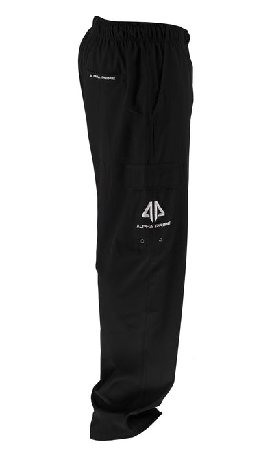 Alpha Prime Microfiber Pants - Black