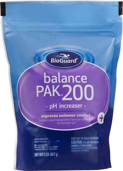 Balance Pak 200, 2lbs (pH up)