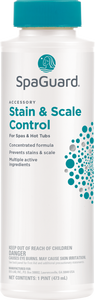Stain and Scale Control, SpaGuard