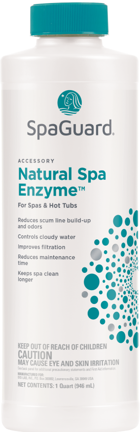 Natural Spa Enzyme, SpaGuard