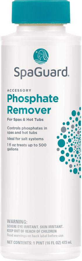 Phos Remover, 1 Pint, SpaGuard