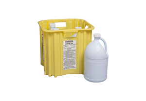 Liquid Chlorine (4 gallons to case) w/case deposit.   Yuma, AZ Local Delivery Only