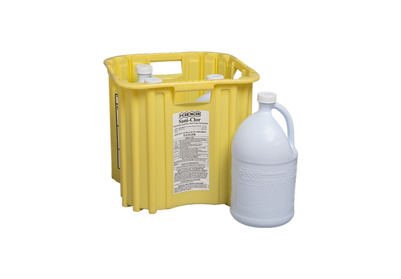 Liquid Chlorine (4 gallons to 1 case)  Yuma, AZ Local Delivery Only