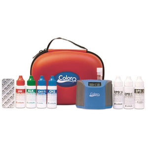 ColorQ Pro 7 Digital Pool Water Test Kit