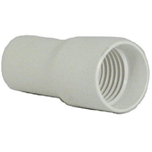 "Hose Cuff, 1.5"" White/Gray"