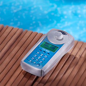Pool Side Instructions & Water Analysis Voucher