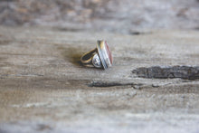 Load image into Gallery viewer, Standing Stone to Stone Ring -- Size 7