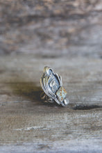 Load image into Gallery viewer, Sage Runner Ring -- Size 6.25