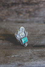 Load image into Gallery viewer, Sage Runner Ring -- Size 7.5