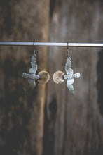 Load image into Gallery viewer, Hawk Shadow Earrings