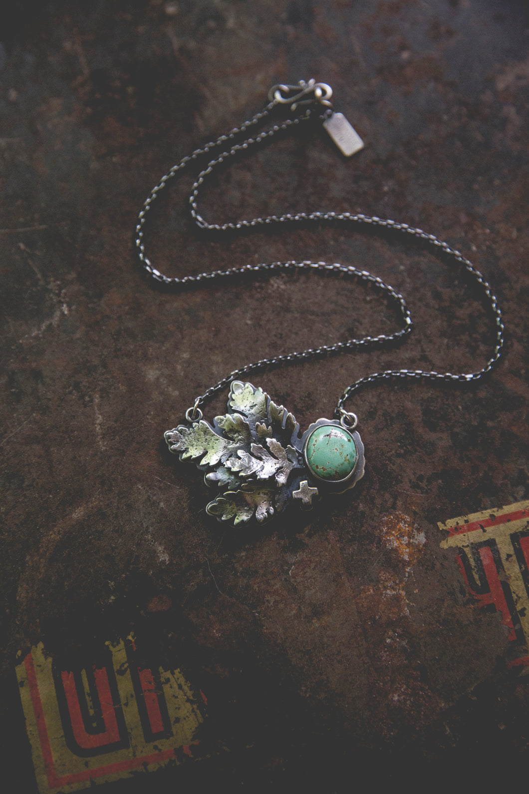 Beauty and Blight Necklace