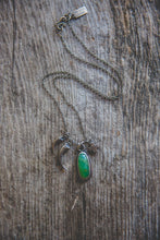 Load image into Gallery viewer, Within Reach Necklace -- With Chrysoprase