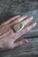 Load image into Gallery viewer, Steppe Ring -- Size 7.75