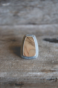 Steppe Ring -- Size 7.75