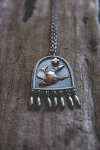 Load image into Gallery viewer, Nighthawk Necklace
