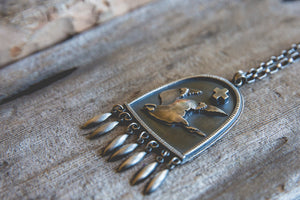 Nighthawk Necklace