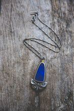 Load image into Gallery viewer, Pollinator Necklace -- Lapis Lazuli