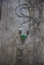 Load image into Gallery viewer, Echo Of Flight Lariat Necklace