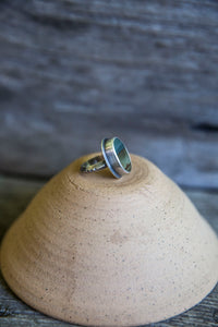 Steppe Ring -- Size 8.5