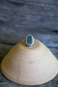 Steppe Ring -- Size 6.5