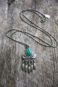 Pollinator Necklace****