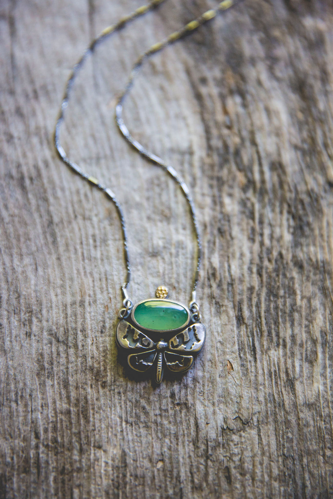 Pollinator Necklace