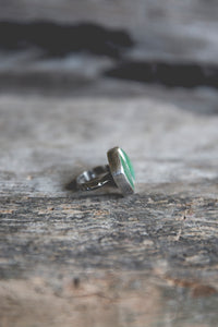 Size 7.75 Double Stone-- Hope Ring
