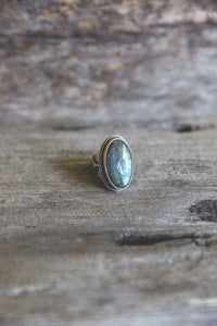 Ancient Light Ring -- Size 6.5