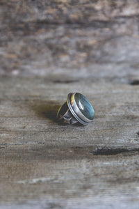 Ancient Light Ring -- Size 8.5
