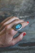 Load image into Gallery viewer, Ancient Light Ring -- Size 8.5